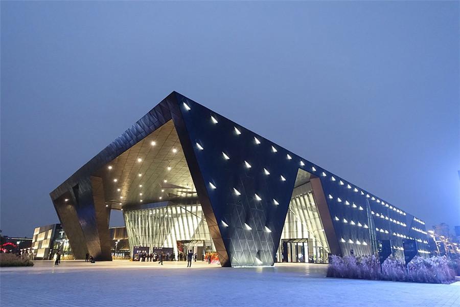 万科前海国际会议中心照明设计