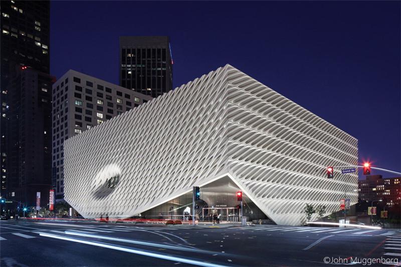 洛杉矶 | The Broad 洞洞艺术博物馆